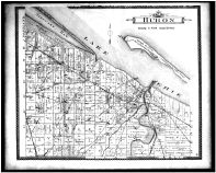 Huron Township, Erie County 1896