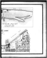 Sandusky City, 5th Ward, Cedar Point - Right, Erie County 1896