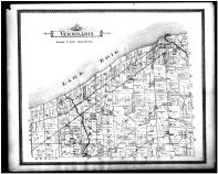 Vermillion Township, Erie County 1896