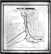 Lancaster City, Fairfield County 1866