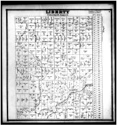 Liberty Township, Basil, Baltimore, Fairfield County 1866