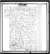 Violet Township, Pickerington, Waterloo, Lockville, Fairfield County 1866