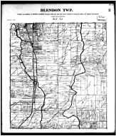 Blendon Township, Westerville, Amalthea, Franklin County 1910