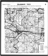 Madison Township, Winchester, Groveport, Burdel, Oregon, Franklin County 1910