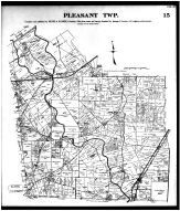 Pleasant Township, Georgesville, Harrisburg, Franklin County 1910