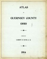 Title Page, Guernsey County 1914