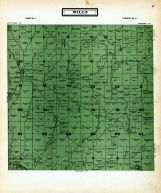 Wills Township, Lore City, Washington, Elizabethtown, Guernsey County 1914