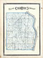 Harrison Township, Maumee River, Henry County 1875