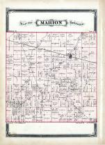 Marion Township, Hamler Station, Henry County 1875