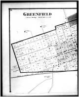 Greenfield, Mowreytown - Left, Highland County 1871