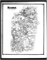 Hammer Township, Danville, Highland County 1871