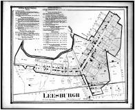 Leesburgh, Highland County 1871