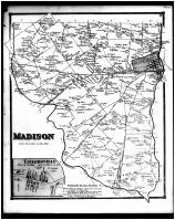Madison Township, Greenfield, Taylorsville, Highland County 1871