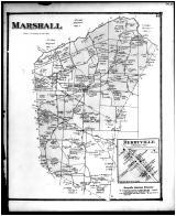 Marshall Township, Berryville, Highland County 1871