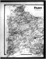 Paint Township, New Boston, New Petersburgh, Rainsborough - Left, Highland County 1871