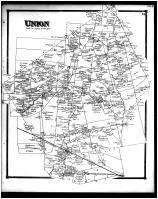 Union Township, Sharpsville, Willettsville, Russell Station, Fairview, Highland County 1871
