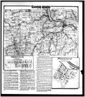 Good Hope Township, Gibisonville, Millville, Pine Grove, Hocking County 1876 Microfilm
