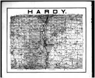 Hardy Township, Millersburg, Holmes County 1907
