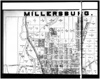 Millersburg - Above Left, Holmes County 1907