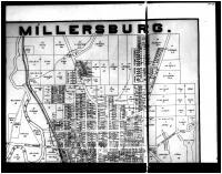 Millersburg - Above Right, Holmes County 1907
