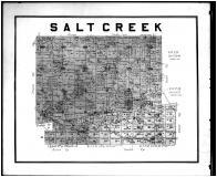 Salt Creek Township, Calmoutier, Mt. Hope, Benton, Holmes County 1907