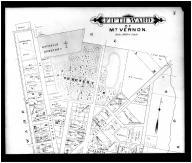 Mount Vernon, 5th Ward - Above, Knox County 1896