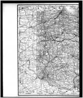 Ohio State Map - Left, Knox County 1896
