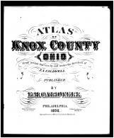 Title Page, Knox County 1896