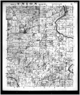 Union Township, Brinkhaven, Danville, Buckeye City, Millwood, Knox County 1896