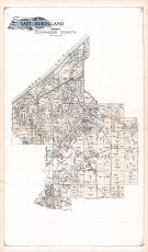 Cuyahoga County - East Cleveland, Lake County 1898