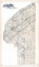 Cuyahoga County - Euclid Township, Notingham, Noble Station, Lake County 1898