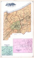Painesville, Unionville, Goodrich Survey, Lake County 1898