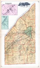 Willoughby Township, Wickliffe, Lake County 1898