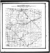 Bennington Township, Appleton, Licking County 1866
