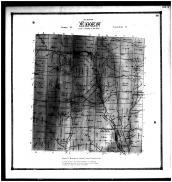 Eden Township, Long Run P.O., Licking County 1866
