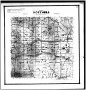 Hopewell Township, Gratiot, Licking County 1866