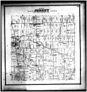 Jersey Township, Beech P.O., Jersey P.O., Licking County 1866