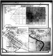 Johnstown, Alexandria, Hanover, Licking County 1866