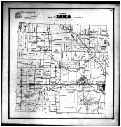 Lima Township, Columbia, Pataskala, Hawk Eye P.O., Licking County 1866