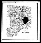 Newark Township, Cherry Valley, Lockport, Newwark, Licking County 1866