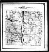 Newton Township, Louisville P.O., Chatham P.O., Vanattasburg, Licking County 1866