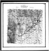 Perry Township, Elizabethtown, Perryton P.O., Licking County 1866