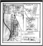 Utica, Chatham, Fallsburgh, Jersey, Licking County 1866