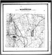 Washington Township, Utica P.O., Licking County 1866
