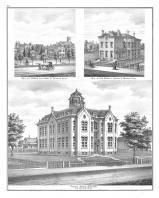 L.B. Wing, Geo. Markley, Public School Building