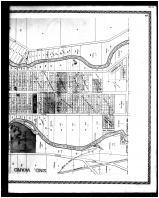 Elyria City - 1st, 2nd and 4th Wards - Right, Lorain County 1896 Microfilm