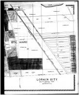 Lorain City - South Central - Right, Lorain County 1896 Microfilm