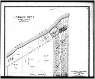 Lorain City - West, Basing Heights - Above, Lorain County 1896 Microfilm