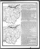 State of Ohio - Senatorial and Congressional Districts, Lorain County 1896 Microfilm