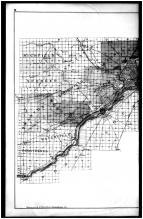 Lucas County Map - Left, Lucas County 1900 Vol 1
